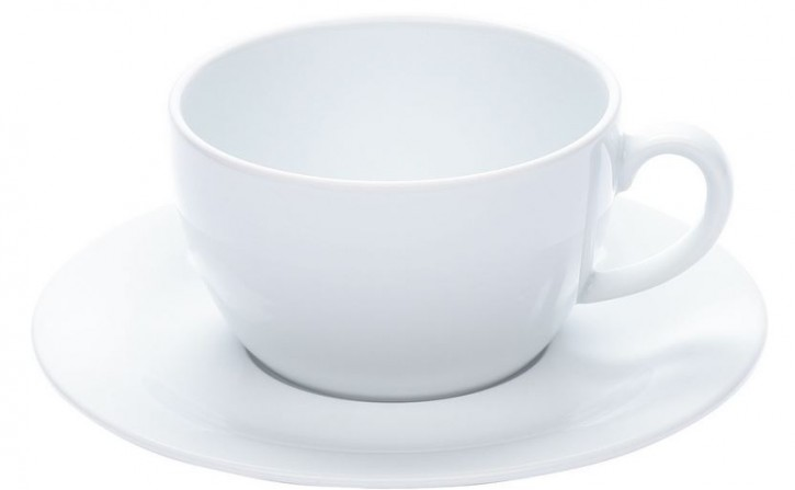 "Kaffee-Obere mit Untere 0,25 Pronto Kahla ""B"""