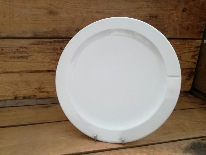 """Platte rund flach August 32cm """"B"""""""
