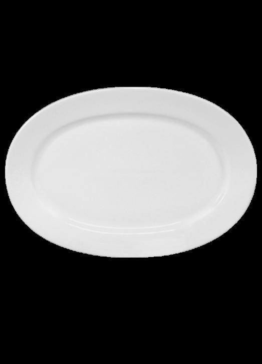 Rita Platte oval 28cm