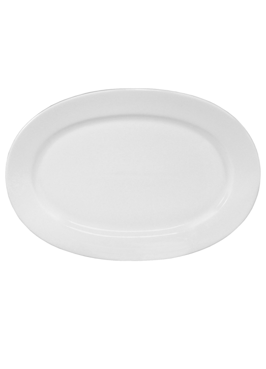 Rita Platte oval 38cm